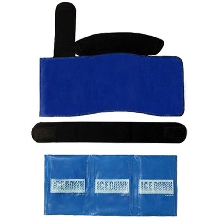 ICE DOWN Large Shoulder Cold Therapy Wrap