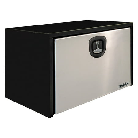 Buyers Underbody Tool Box with Stainless Steel Door