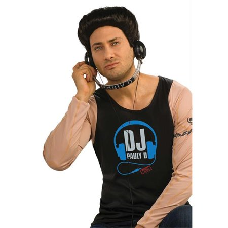 Costumes For All Occasions Ru9934 Pauly D Headphone - Pauly D Costume
