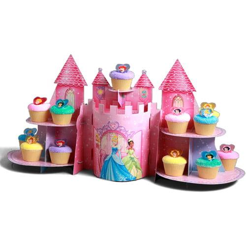 Hallmark Party Disney Princess Cupcake Stand