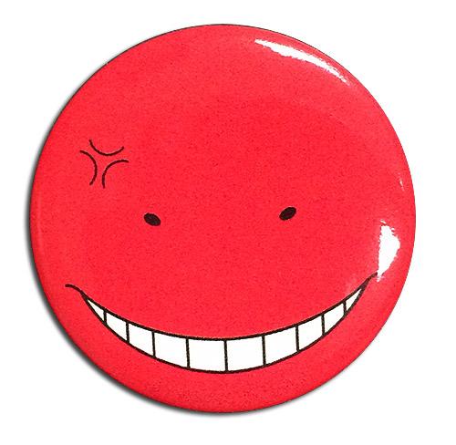 "Assassination Classroom Koro Sensei Key Art 1.25/"" Anime Button GE-16535"