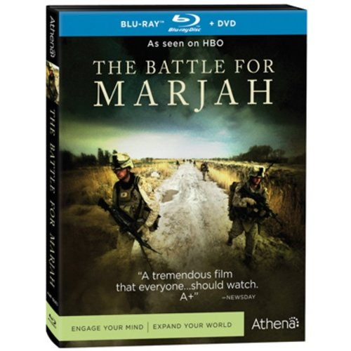 The Battle For Marjah (Blu-ray) (Widescreen)