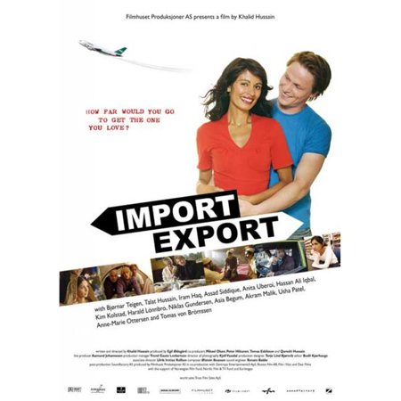 Posterazzi MOVAB45753 Import-Export Movie Poster - 27 x 40 in. - image 1 of 1