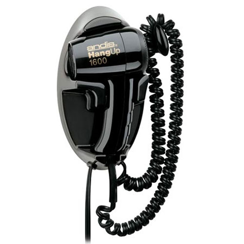 Andis Company 30220 Andis1600W Hang-Up Dryer Black
