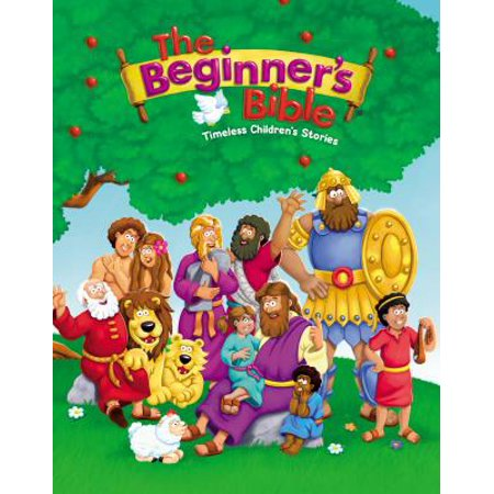 The Beginner's Bible: Timeless Children's Stories (Hardcover) (Scary Children's Stories For Halloween)