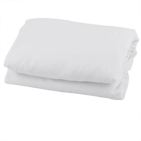 Party Spandex Round Leg Banquet Decor 70cm Dia White Cocktail Table Cover Cloth