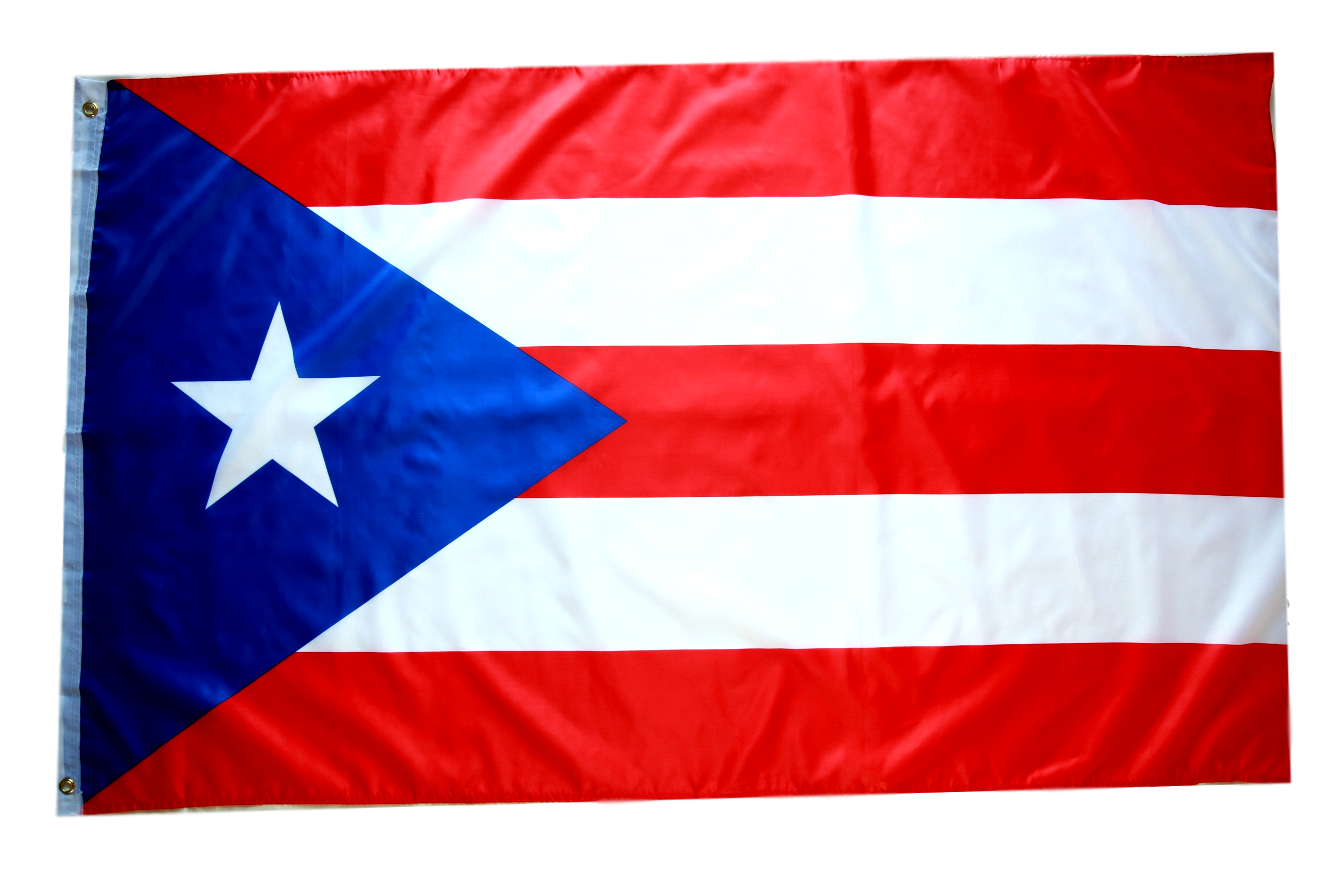 Puerto rican flag of puerto rico 3 x 5 feet with brass grommets indoor outdoor united