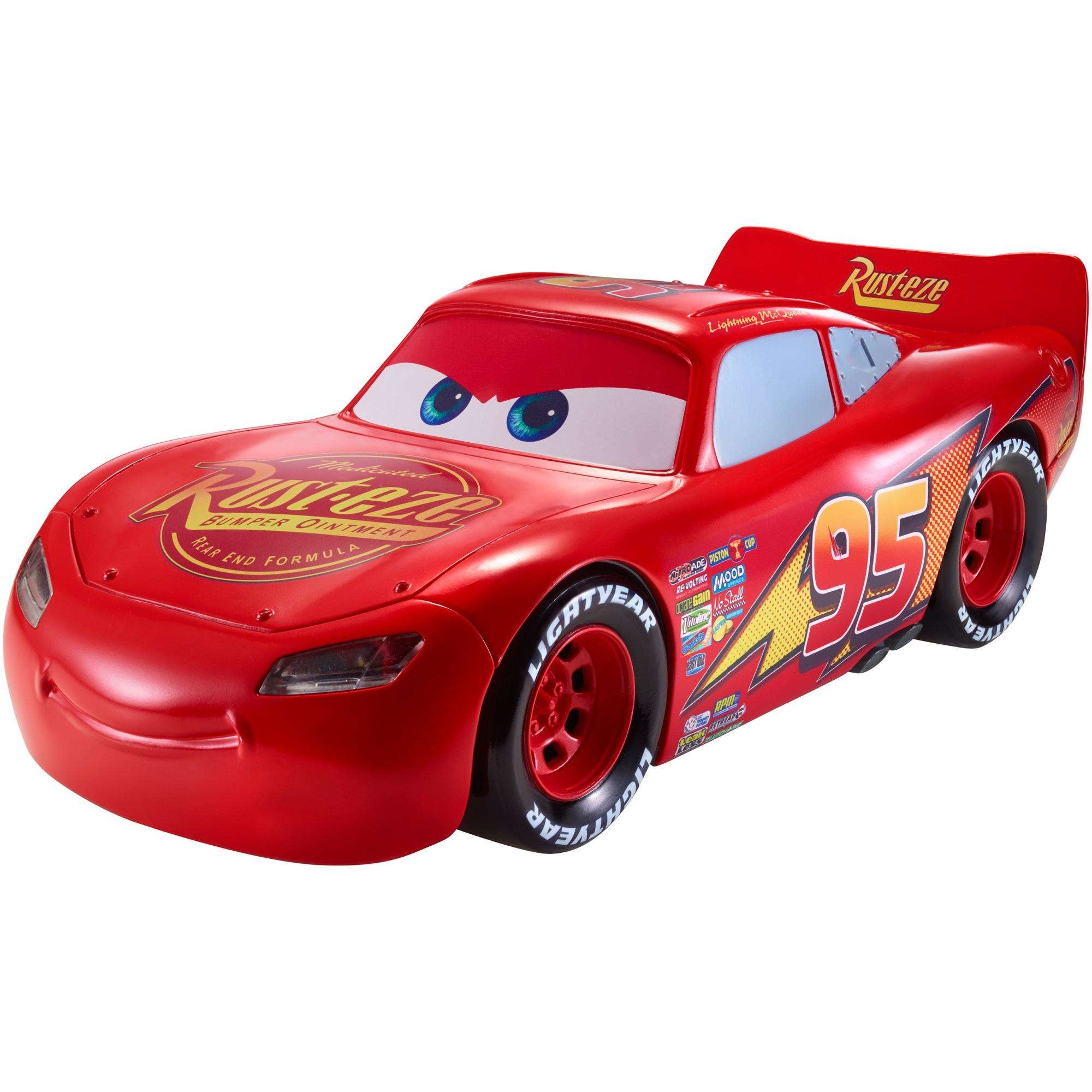 Disney/Pixar Cars 3 Movie Moves Lightning McQueen
