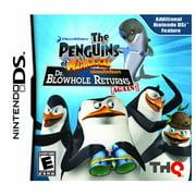 Penguins of Madagascar: Dr. Blowhole Returns Again (DS)