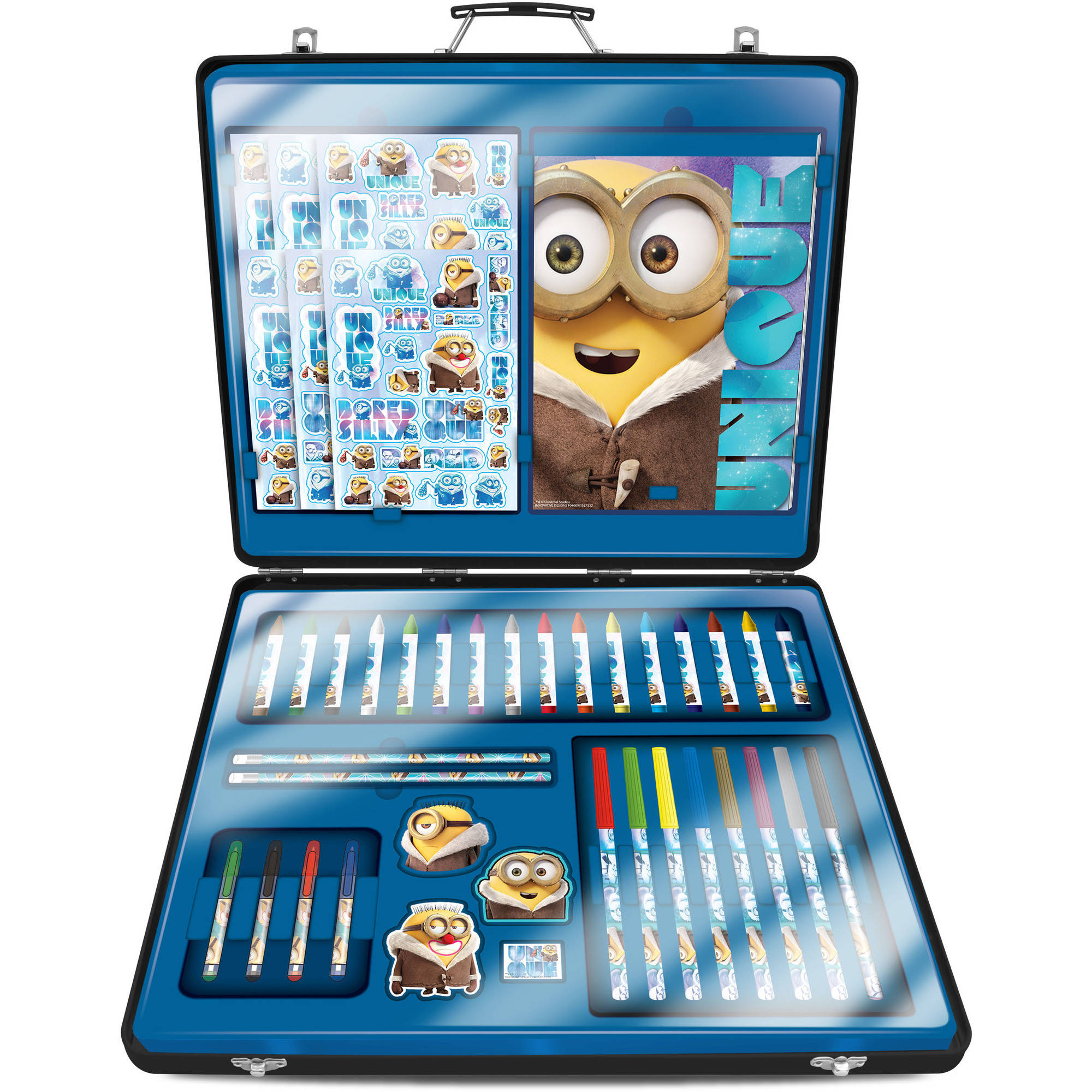 Minions Large Art and Stationary Activity Set