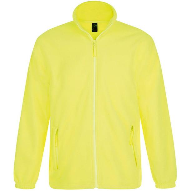 SOL´S Fleecejacket North Heren Fleece Jacke XS bis 5XL