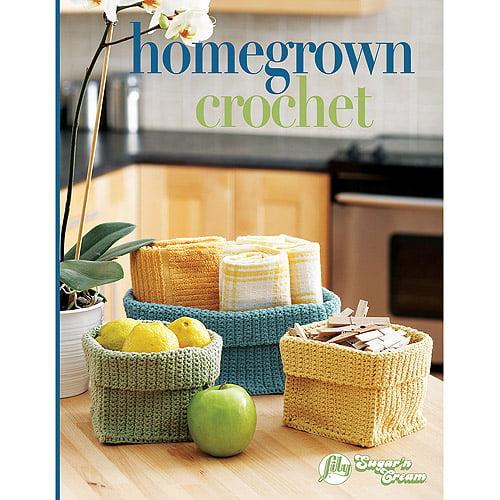 Soho Publishing Homegrown Crochet Book