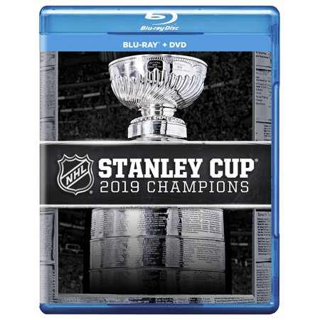 2019 Stanley Cup Champions:St. Louis Blues (Blu-Ray + (Best Of Shanghai 2019)