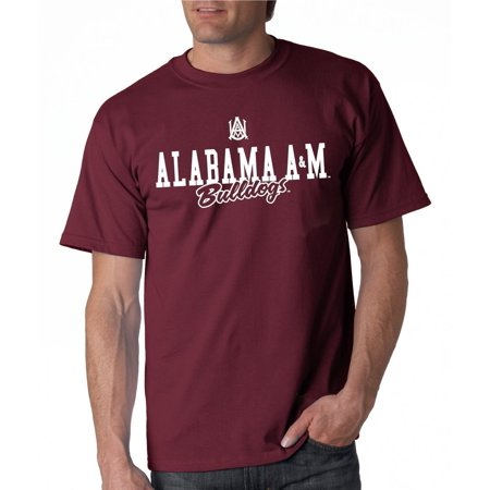 J2 Sport Alabama A&M Bulldogs NCAA Campus Script - Bulldogs Ncaa Hanging