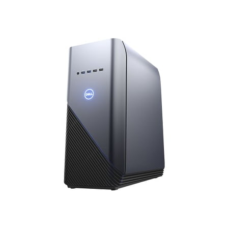 Dell Inspiron Gaming Desktop 5680, Intel Core i7-8700, NVIDIA GeForce GTX 1060 3GB, 2TB HDD + 128GB SSD Storage, 16GB RAM,