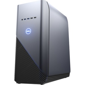 Dell Inspiron Gaming Desktop 5680, Intel Core i7-8700, NVIDIA GeForce GTX 1060 3GB, 2TB HDD + 128GB SSD Storage, 16GB RAM, i5680-7813BLU-PUS
