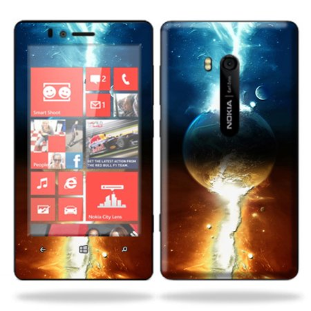 Skin Decal Wrap For Nokia Lumia 810 Cell Phone T Mobile Sticker Sci Fi