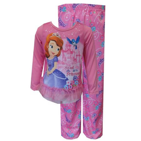 b3d72df89 adidas - Disney Sofia The First Sweet As A Princess Toddler Pajama ...