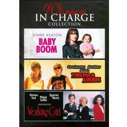 Women In Charge Collection: Baby Boom / Thelma And Louise / Working Girl