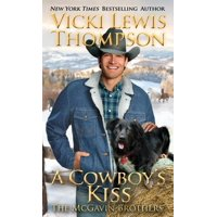 McGavin Brothers: A Cowboy's Kiss (Paperback)