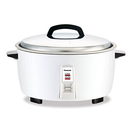 Panasonic SRGA321SH 17 Cup Commercial Automatic Rice Cooker w/Steam Basket, SR-GA321SH,