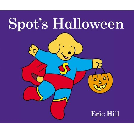 Halloween Games For Young Toddlers (Spot's Halloween (Board Book))