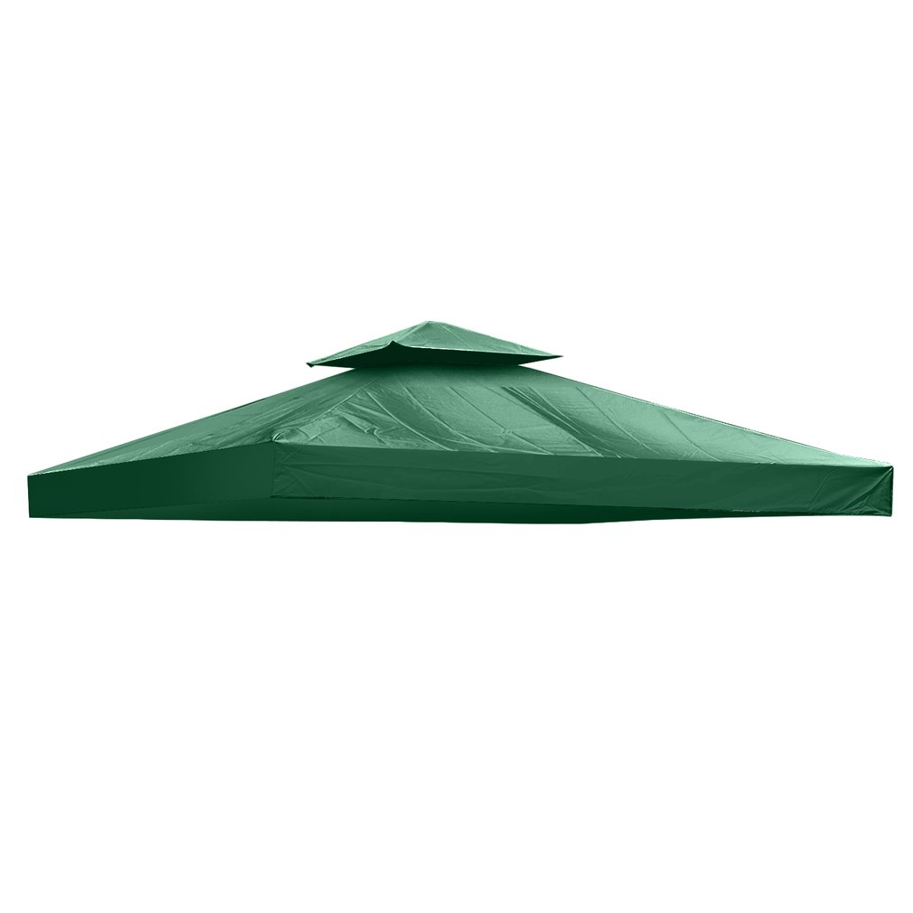 High Quality 10*10 Feet300D Polyester Gazebo Top Cover Patio Canopy Roof Of