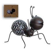 Northlight Crawling Wire Ant Spring Outdoor Garden Solarlight