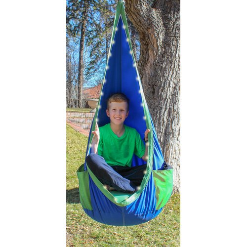 b4Adventure Ultimate Hanging Sky Chair, Red