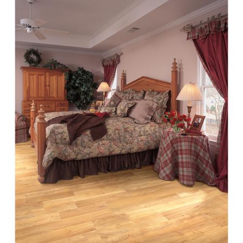 Shaw Natural Impact II Laminate Flooring (26.4 Sq Ft) 00218  TOASTED PECAN