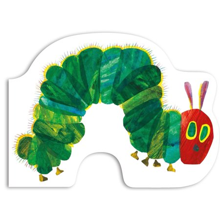 All about the Very Hungry Caterpillar (Board Book) - Hungry Little Caterpillar