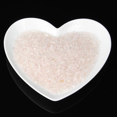 2000 x Rose Quartz Mini Chip Tumblestones Crystal Gemstone 3mm-5mm Minerals ? - image 2 of 5