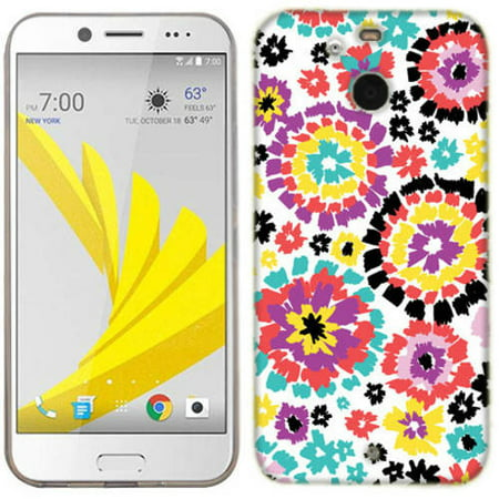 Mundaze Fiesta Flowers Phone Case Cover for HTC Bolt/10 Evo - Fiesta Flowers