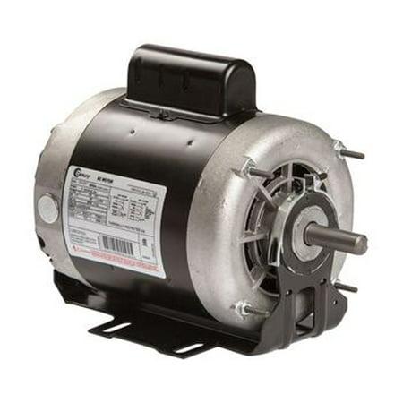 1/2 hp 1725 RPM 56 Frame 115/208-230V Belt Drive Cap Start Blower Motor Century # C412V1 Belt Drive Blower Motor