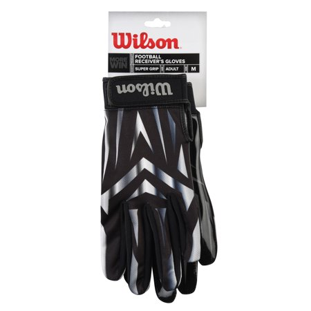 Wilson Receiver Glove, Adult, Medium ()