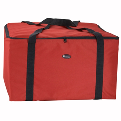 "Winware by Winco BGDV-22 Pizza Delivery Bag 22"" x 22"" x 13"" by Winco USA"