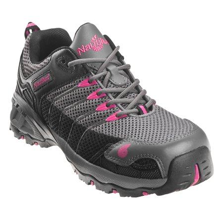 - Nautilus Women's 1750 Comp Toe No Exposed Metal EH Athletic