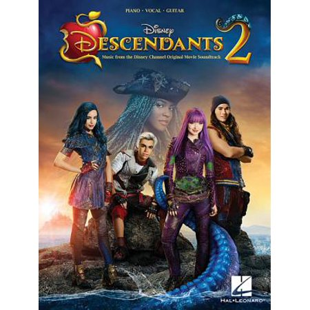 Descendants 2 : Music from the Disney Channel Original TV Movie Soundtrack - A List Of Disney Channel Halloween Movies
