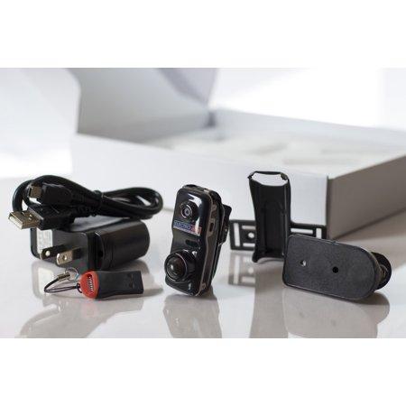 Mini Camera w/ 90-degree Sensitive Sensor Motion Activated - Bdm Sensor Activated Electronic