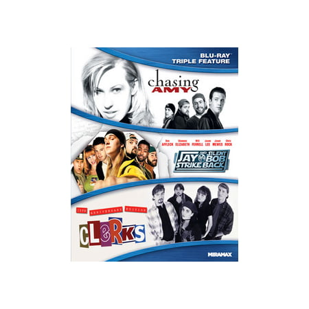 Kevin Smith Triple Feature - Halloween Triple Feature Blu Ray