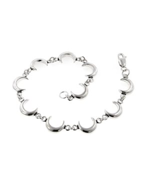 251b58366071c Product Image Sterling Silver Celestial Crescent Moon 7