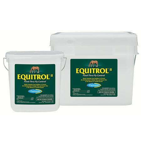 Farnam Companies Inc-Equitrol Ii Feed-thru Fly Control For Horses 3.75 (Best Feed Through Fly Control For Horses)