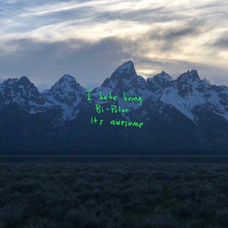 Kanye West - Ye - Vinyl (explicit) (Kanye West Sonnenbrille)