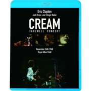 Cream Farewell Concert by