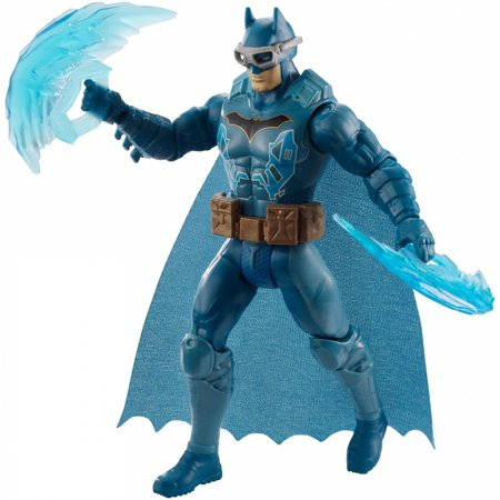 DC Comics Batman Missions 6-Inch Sonar Suit Batman Action Figure (Batman Suit)