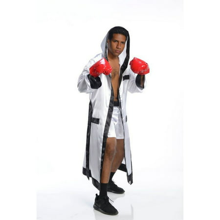Halloween Boxing Champion Adult Costume](Boxing Costume Women)
