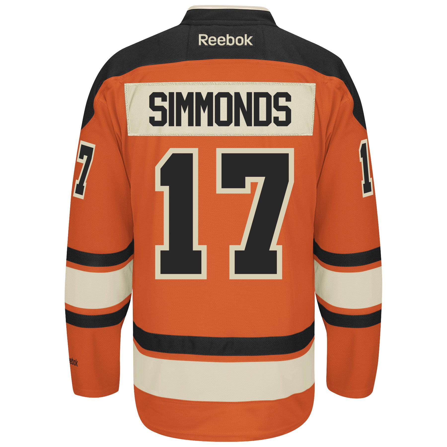 be3ef382e Wayne Simmonds Philadelphia Flyers Reebok Premier Replica Alternate NHL  Hockey Jersey | Walmart Canada