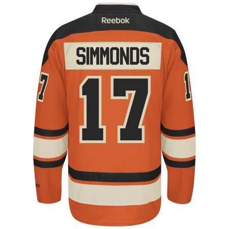 best cheap a9431 98a8a Wayne Simmonds Philadelphia Flyers Reebok Premier Replica ...