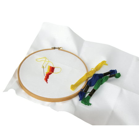 Medium Embroidery Hoop (Darice 10