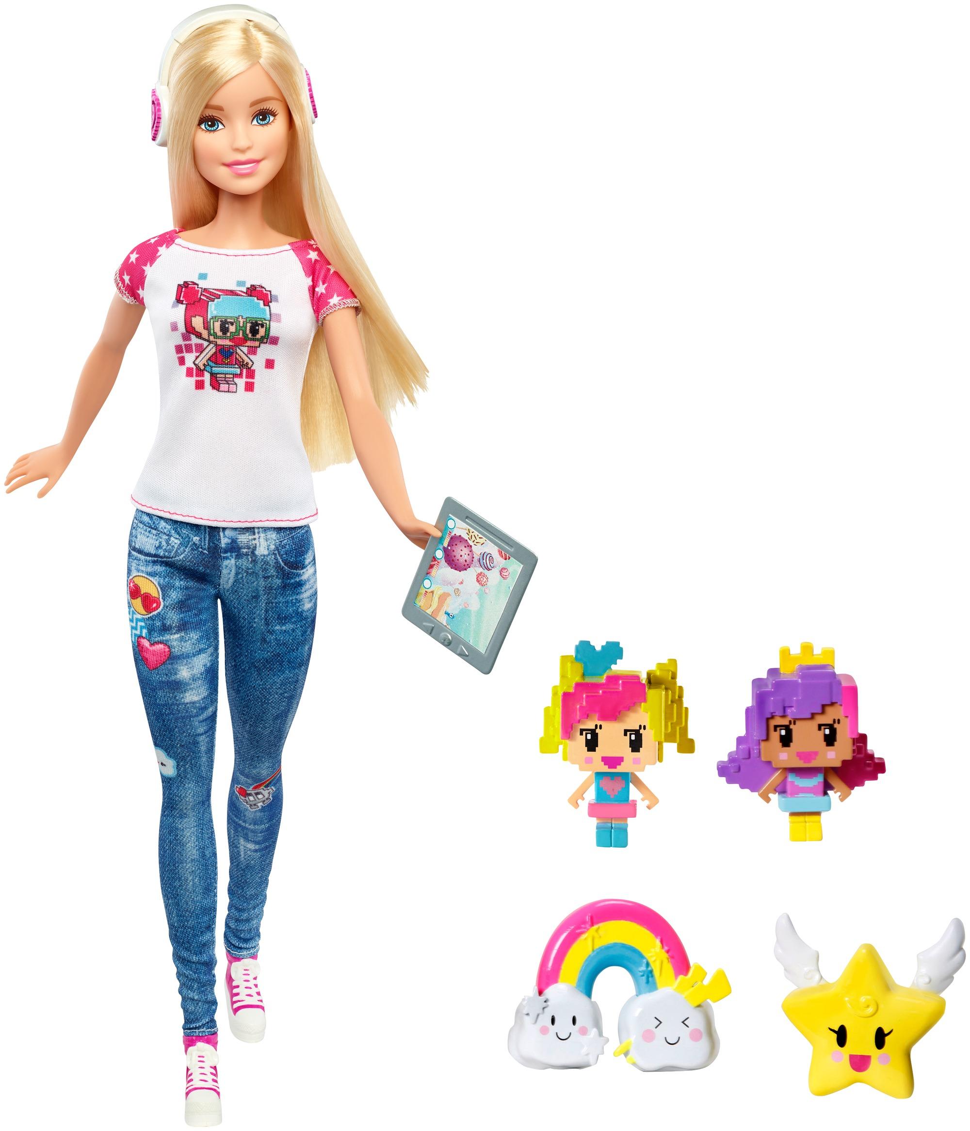 Barbie Video Game Hero Barbie Doll by MATTEL INC.
